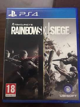 Raimbow Six: Siege PS4