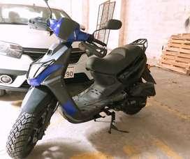 Moto Loncin bws 175