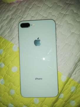 iPhone 8 Plus Usado, 64 gb, excelente estado