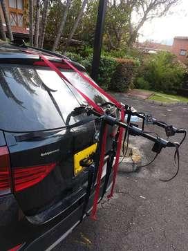 Portabicicletas para 3 bicicletas