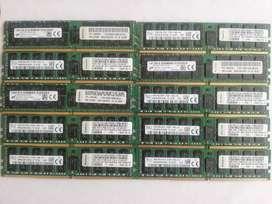 Memoria RAM DDR4 16 Gb 2133 exclusiva Servidores WorkStation