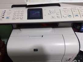 Impresora Color HP color Mfp 1312