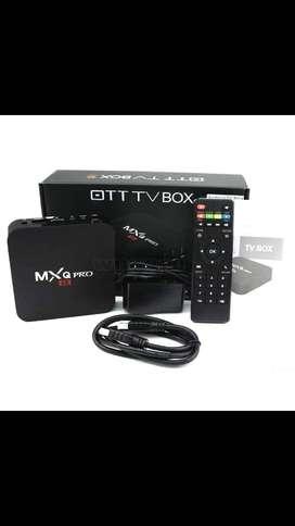 PRECIOS ESPECIALES% TV nos 2 ram x 16 gigas Mxq pro 5G