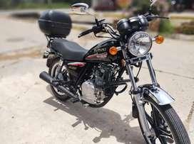 Vendo Suzuki Gn 125 modelo
