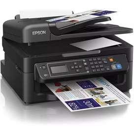 Vendo impresora pocos días de uso