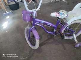 vendo Bicicleta a $75.