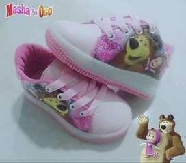 Zapatillas con luces - niña- barato - Envió gratis