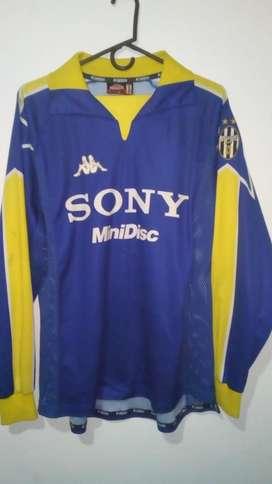 Camiseta Manga Larga Juventus Original
