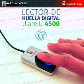 Lector De Huellas Digital Persona U.are.u 4500 Usb