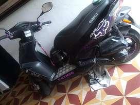Se vende moto agility 125