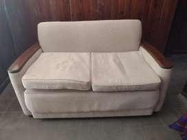 Sillon sofa dos cuerpos