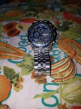 Reloj citizen pro master navihawk blue angels