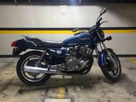 Vendo moto Suzuki GS 750