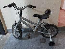 Bicicleta  para chicos