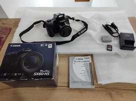 Camara Canon Sx60 Hs