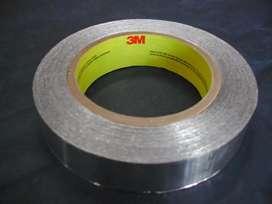 425 Cinta 3M Aluminio 1 X 60 Yds