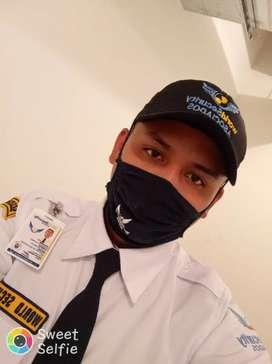 Guardia de Seguridad y chofer profesional