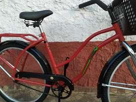 Bicicleta playero rodado 26