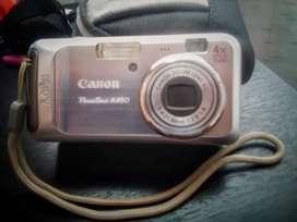 Cámara Canon PowerShot a460