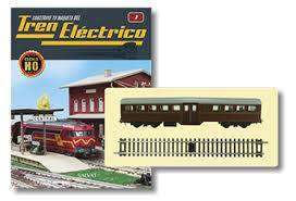 Colección Tren Eléctrico Salvat