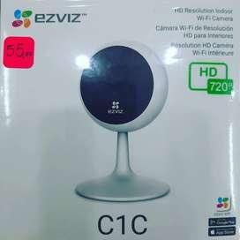 Cámara IP Wifi Ezviz para Interior HD 720p