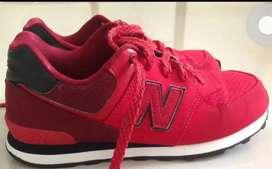 Vendo zapatos new balance