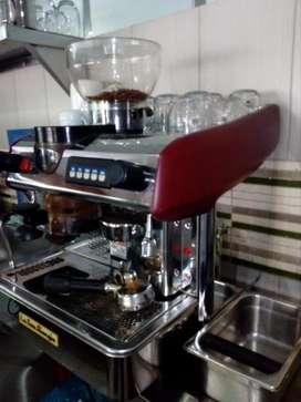 Nevera Ensaladera Y Cafetera La San Giog