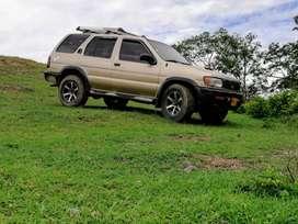 Camioneta Nissan Pathfinder 4x4 Diesel barata M 98