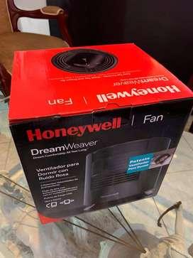 Honeywell Dreamweaver Ventilador Del Sueño, Negro