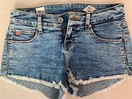 Short Jean Kids