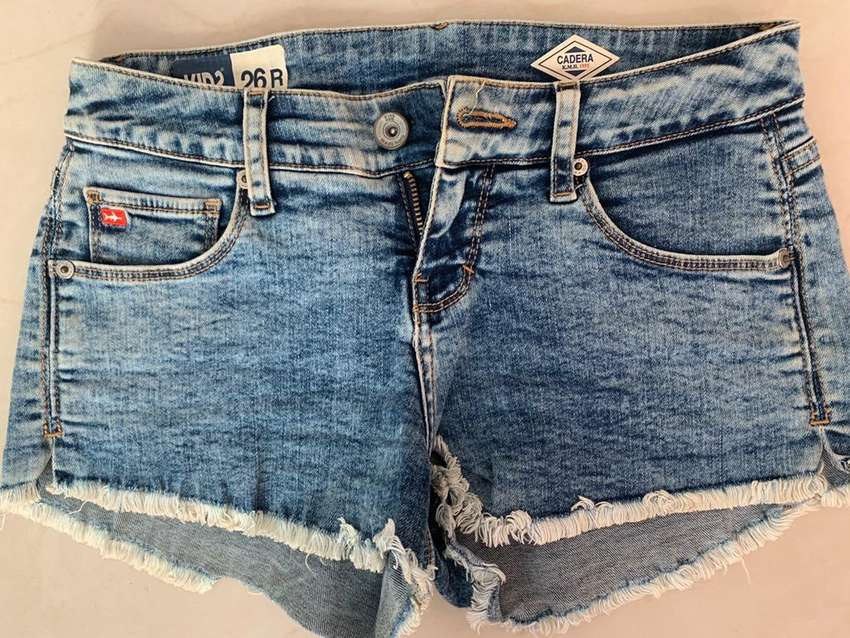 Short Jean Kids 0