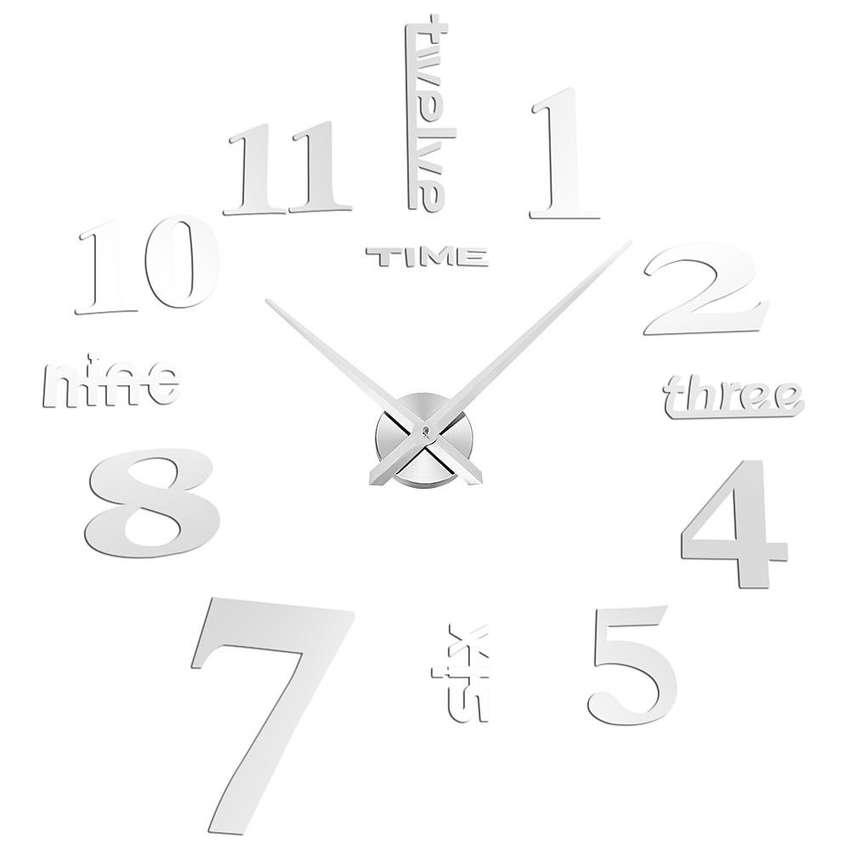 Reloj Gigante de Pared - MODELOS VARIADOS 0