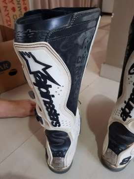 Vendo botas de enduro alpinestart tech 8