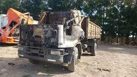 Iveco 170/220 dado de baja con alta motor