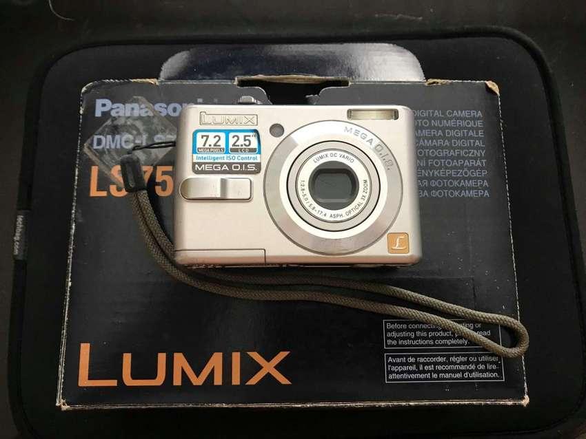 Camara lumix 0