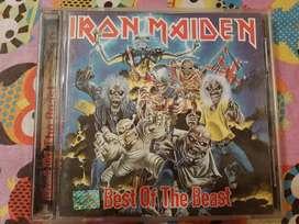 CDs Iron Maiden Combo