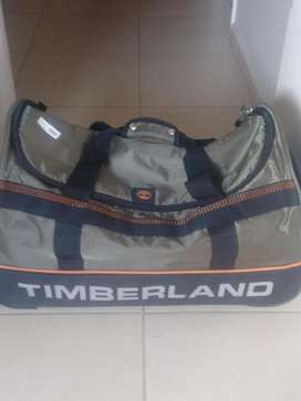 Vendo Bolso de viaje Timberland con carry on