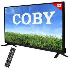 Televisor de 43 pulgadas