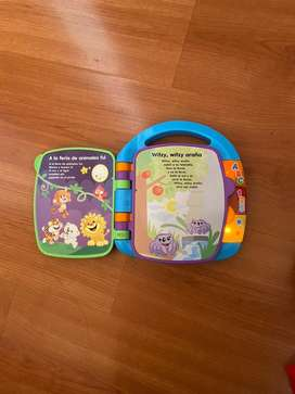 Cuentos musicales fisher price