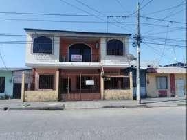 Oportunidad Casa de Venta QUEVEDO-Parroquia Siete de Octubre, PRECIO NEGOCIABLE.
