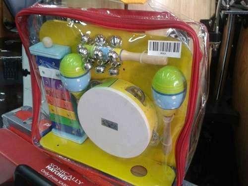Kit De Percusión Para Niños 0
