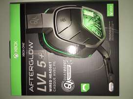 Auriculares para Xbox One Afterglow LVL5+