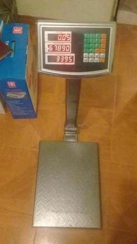 A DOMICILIO BASCULA BALANZA PESA GRAMERA 150 KILOS 200 kilos 300 kilos FRUVER RESTAURANTE CEL 3133305402 IPHONE SAMSUMG