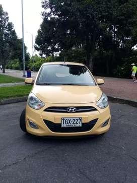 Taxi i 10 Hyundai único dueño