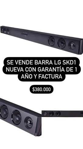 Barra Lg SKD1