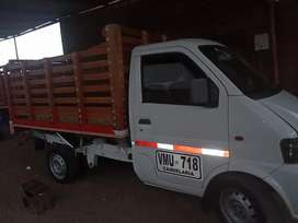 Se vende camioneta dfsk 2015 lista para traspaso