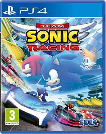 Team sonic Racing Ps4-Ps5
