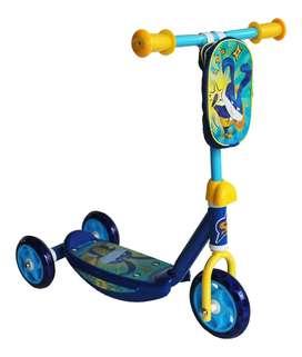 Patineta Niño Mascotas scooter
