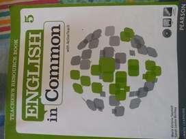 Vendo English in Common 5 para el docente