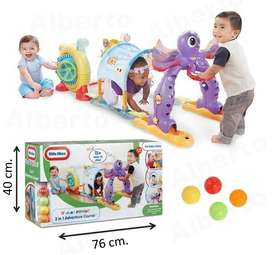 Centro de Actividades 3 en 1 Little Tikes Juguete Interactivo Niños Niñas
